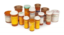 TRUMAN CAPOTE PRESCRIPTION PILL BOTTLES