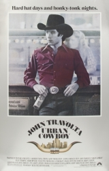 URBAN COWBOY POSTERS AND REVIEWS