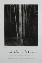 CHARLTON HESTON ANSEL ADAMS AND ANDREW WYETH ART