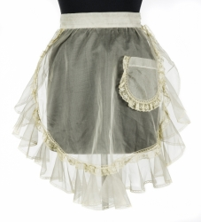 LUCILLE BALL THE LONG, LONG TRAILER APRON