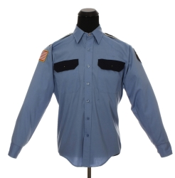 THE DUKES OF HAZZARD HAZZARD COUNTY SHERIFF'S SHIRT