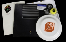 STEVE JOBS NeXT BRAND PROMOTIONAL ITEMS