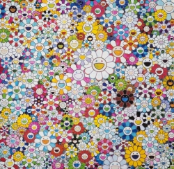 TAKASHI MURAKAMI - WHEN I CLOSE MY EYES, I SEE SHANGRI - LA