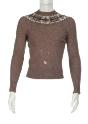 JACK BRUCE WOOL PULLOVER