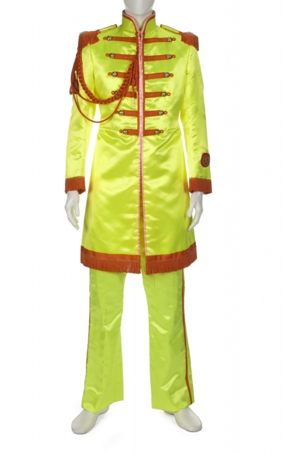 The Beatles Sgt Pepper S Lonely Hearts Club Band Set Of Suits By Noel Howard