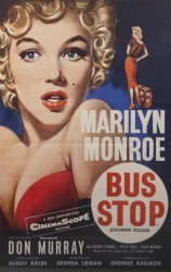 ef00699b967 MARILYN MONROE BUS STOP COSTUME, STUDIO IMAGE AND TEAR SHEET ...