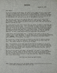 MARILYN MONROE LETTER TO ROBERT MILLER AS HUGO THE DOG WITH PHOTOGRAPHS