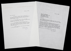 MARILYN MONROE RECEIVED LETTER FROM DOROTHY JEAKINS