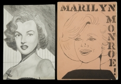 MARILYN MONROE FAN ITEMS