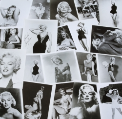 MARILYN MONROE VINTAGE PUBLICITY IMAGE ARCHIVE
