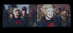 MARILYN MONROE ORIGINAL SLIDES AND PHOTOGRAPHS WITH COPYRIGHT