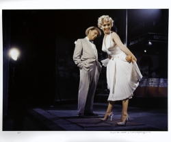 MARILYN MONROE BERNARD OF HOLLYWOOD SEVEN YEAR ITCH PHOTOGRAPH
