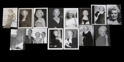 MARILYN MONROE SMALL-FORMAT PHOTOGRAPHS