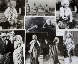 MARILYN MONROE PUBLICITY AND PRESS PHOTOGRAPHS