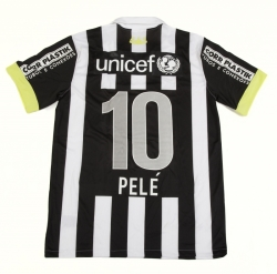 PELÉ APRIL 25, 2014, SANTOS FC UNICEF JERSEY