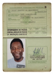 PELÉ PASSPORT 2005-2010