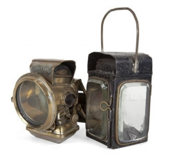 PATRICK SWAYZE ANTIQUE LANTERNS