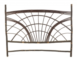 PATRICK SWAYZE WILLOW BRANCH BED FRAME AND CHAIR