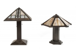 PATRICK SWAYZE TABLE LAMPS
