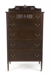 PATRICK SWAYZE CHEST OF DRAWERS