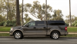 PATRICK SWAYZE FORD KING RANCH PICKUP