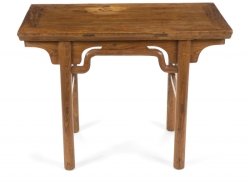DORIS ROBERTS SMALL CHINESE ALTAR TABLE