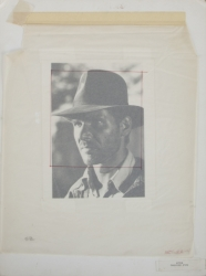 HARRISON FORD INDIANA JONES ORIGINAL FILM STILL BOARD