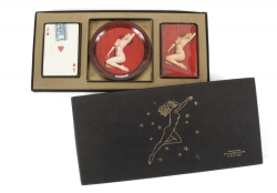 MARILYN MONROE VINTAGE GAME NIGHT SET