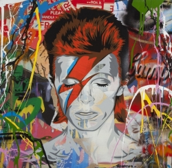 Mr. Brainwash - Bowie