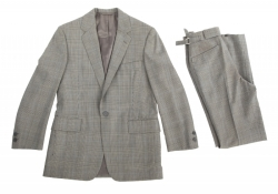 SAMMY DAVIS JR. GLEN URQUHART TWEED SUIT