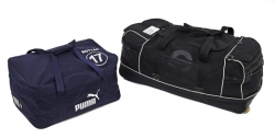 VALTTERI BOTTAS 2013 F1 RACE USED FW35 DRIVER'S KIT BAGS