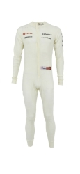 VALTTERI BOTTAS WILLIAMS F1 RACE WORN UNDER SUIT