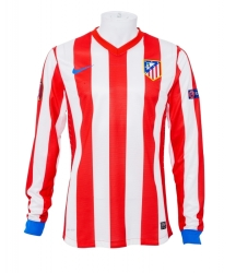 DIEGO COSTA 2012 ATLÉTICO MADRID TEAM ISSUED FOOTBALL JERSEY