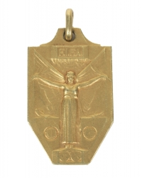1950 FIFA WORLD CUP GOLD WINNER'S MEDAL