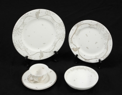 DINNERWARE SERVICE FOR TWENTY