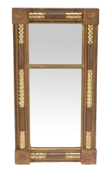 MEAT LOAF AMERICAN FEDERAL PARCEL GILT PIER MIRROR