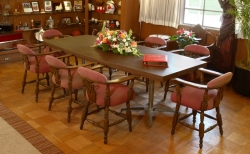 BOB HOPE MOORPARK OFFICE CONFERENCE TABLE