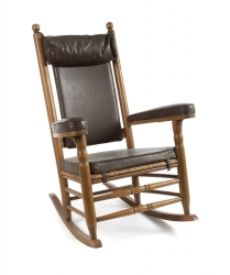 JOHN F. KENNEDY GIFTED ROCKING CHAIR
