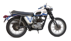 EVEL KNIEVEL 1970 TRIUMPH MOTORCYCLE