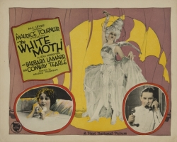 WHITE MOTH LOBBY CARDS