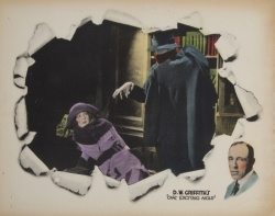D.W. GRIFFITH LOBBY CARDS