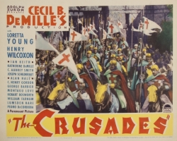 CECIL B. DEMILLE LOBBY CARDS