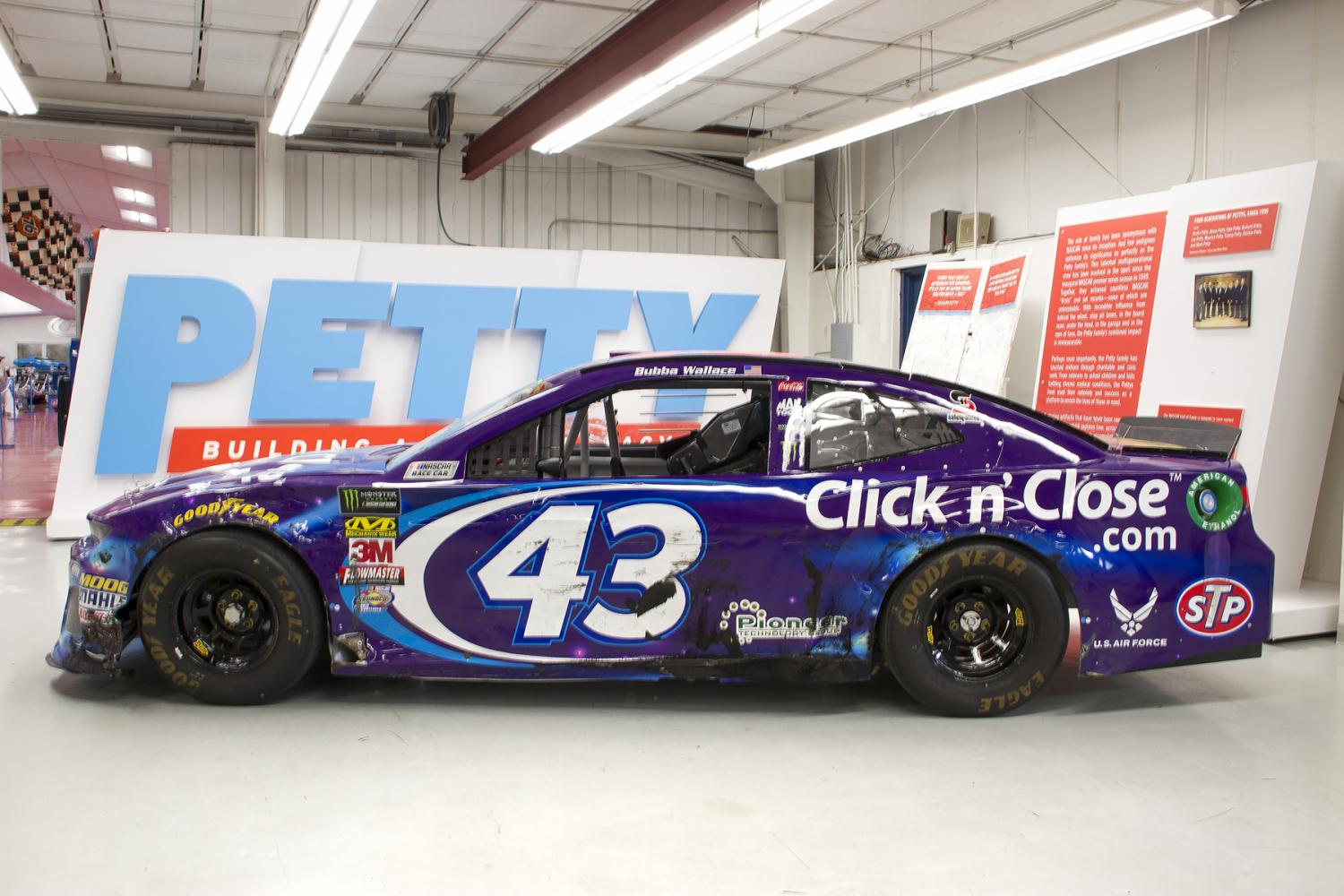 Richard Petty Motorsports >> Richard Petty Motorsports 2018 Chevrolet Camaro Zl1 Raced By
