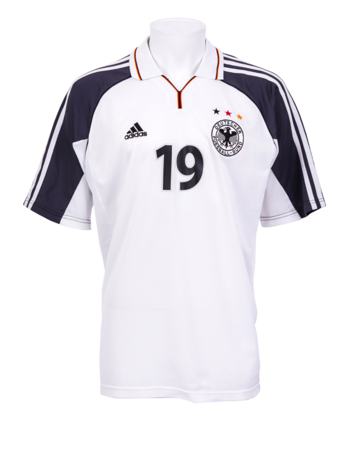 separation shoes 2b58a e8a6f 2002 GERMANY NATIONAL FOOTBALL TEAM ISSUED JERSEY - Price ...