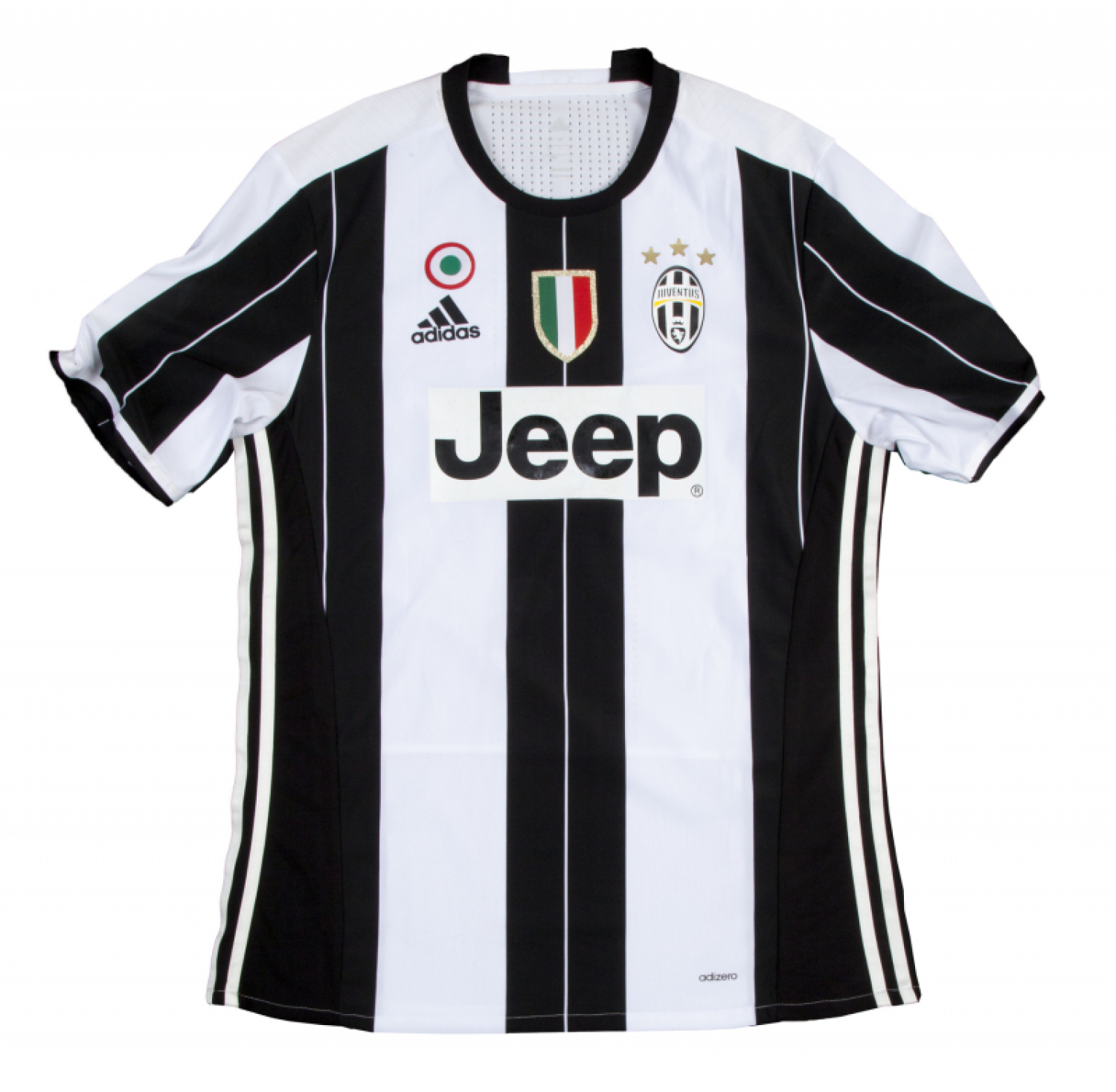 593d840493b Lot 33 of 145  PAUL POGBA 2016 JUVENTUS COPPA ITALIA FINAL MATCH TEAM  ISSUED AND SIGNED JERSEY
