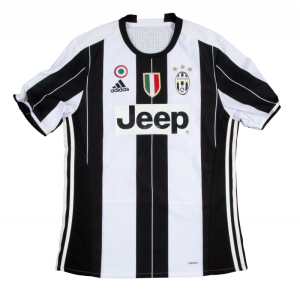 80a954245 PAUL POGBA 2016 JUVENTUS COPPA ITALIA FINAL MATCH TEAM ISSUED AND SIGNED  JERSEY