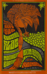 PSYCHEDELIC ACID ROCK CONCERT POSTERS (BILL GRAHAM BG091