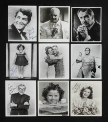 CELEBRITY SIGNED PHOTOGRAPHS