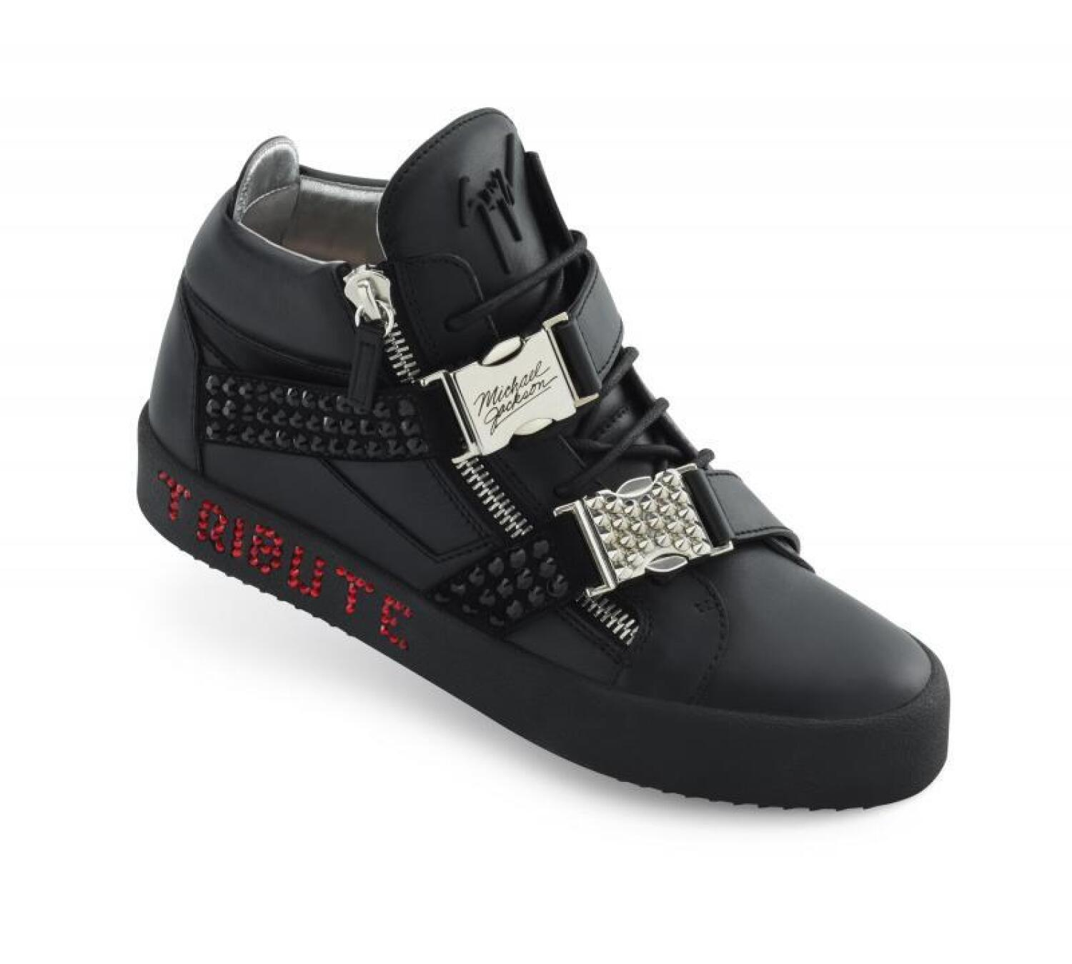 a28a8807465c5 MICHAEL JACKSON GIUSEPPE TRIBUTE PAIR NUMBER ONE • - Price Estimate ...