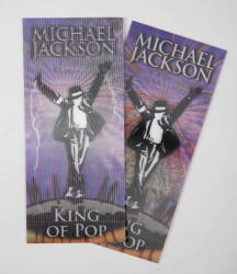 "A PAIR OF MICHAEL JACKSON ""THIS IS IT"" CONCERT TICKETS"